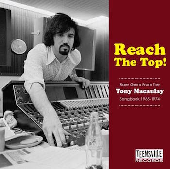 V.A. - Reach The Top ! : Rare Gems From The Tony M...